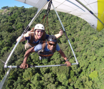 Hang Glider Tandem in Rio